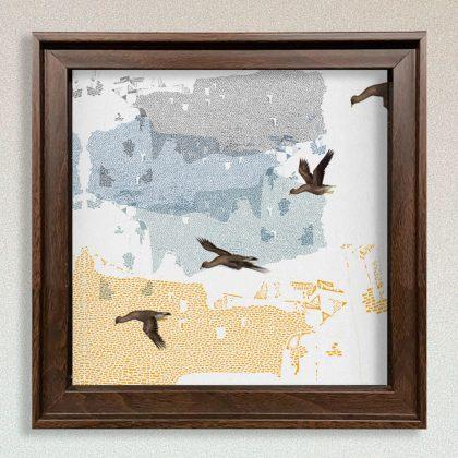 Birds of Leh Wall Art