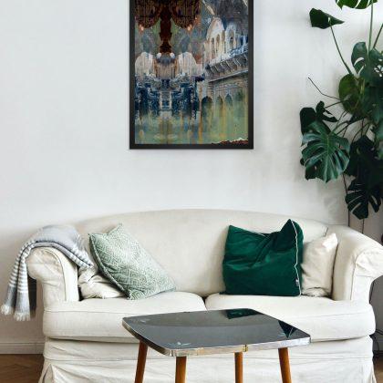 Chatri Industrial Home Decor