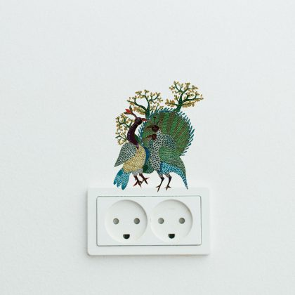 Chatter Chatter Easy Wall Decals