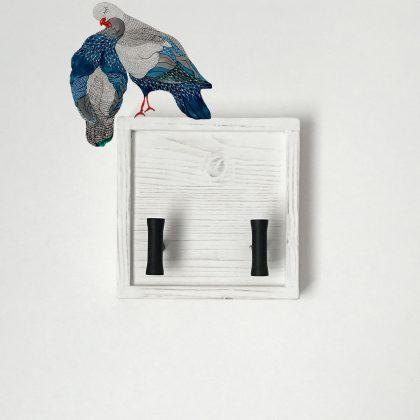 Love Birds Easy Wall Decals