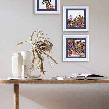 Kalaghoda Wall Art Sets