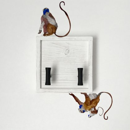 Monkey See Monkey Do Easy Wall Decals