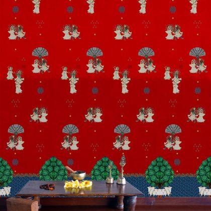 Raas Wallpaper