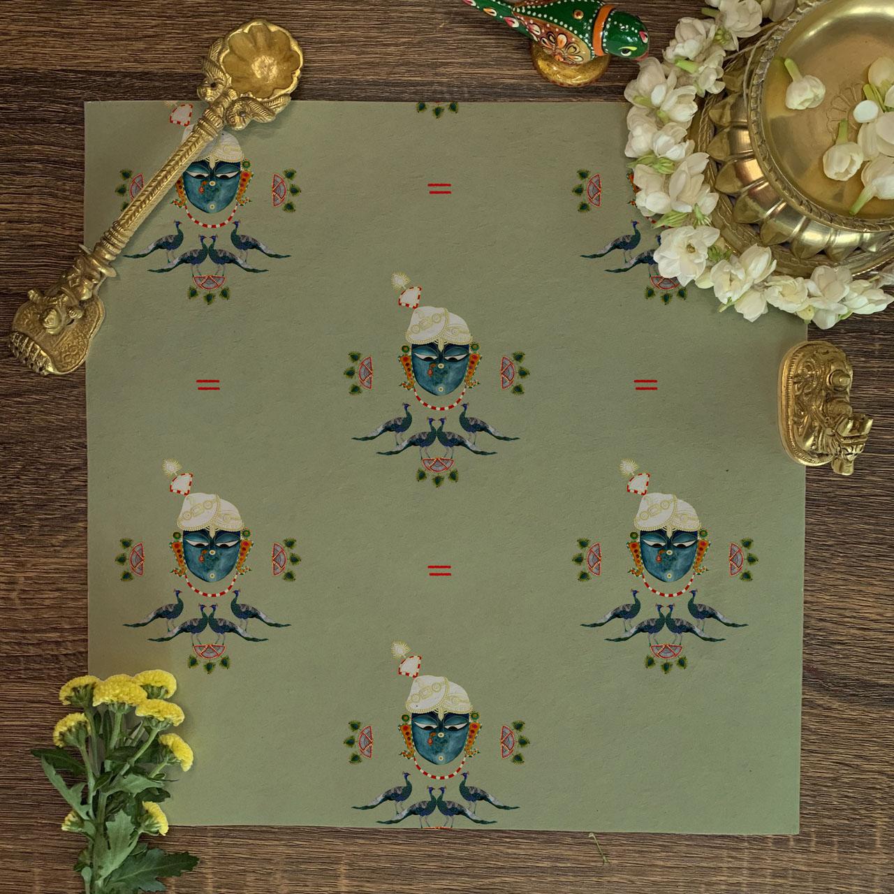 Shrinathji Wallpaper