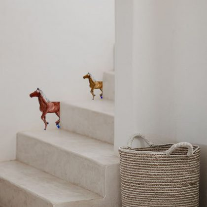 Galop To Burn Easy Wall Decals