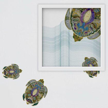 Infinite Ocean Wall Art Sets