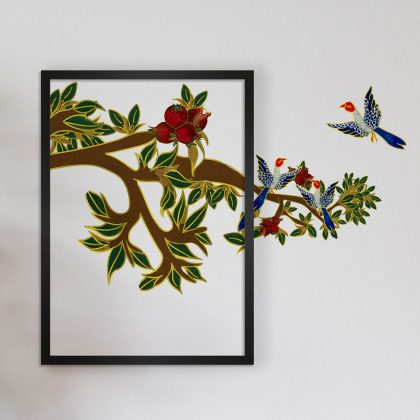 Tree Grows XL Wall Art Sets