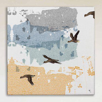 Birds of Leh Art