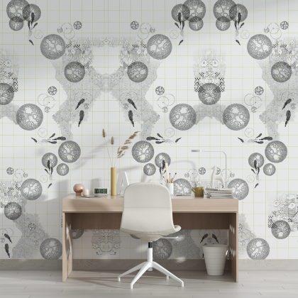 Ceylon Wallpaper
