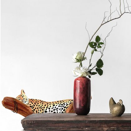 Cheetah's Siesta Easy Wall Decals