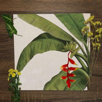 Palm Treats Wallpaper