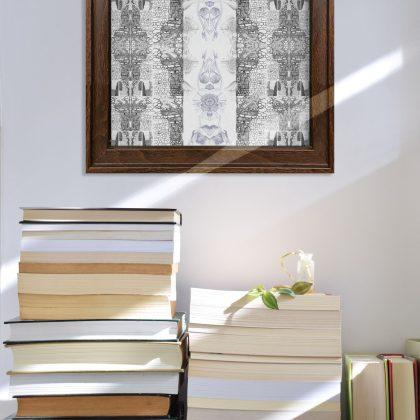 Texture of Leh Wall Art