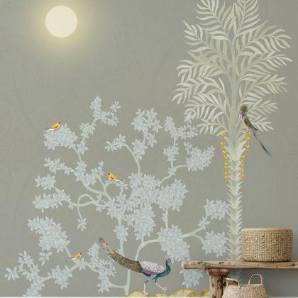 Saanj Wallpaper